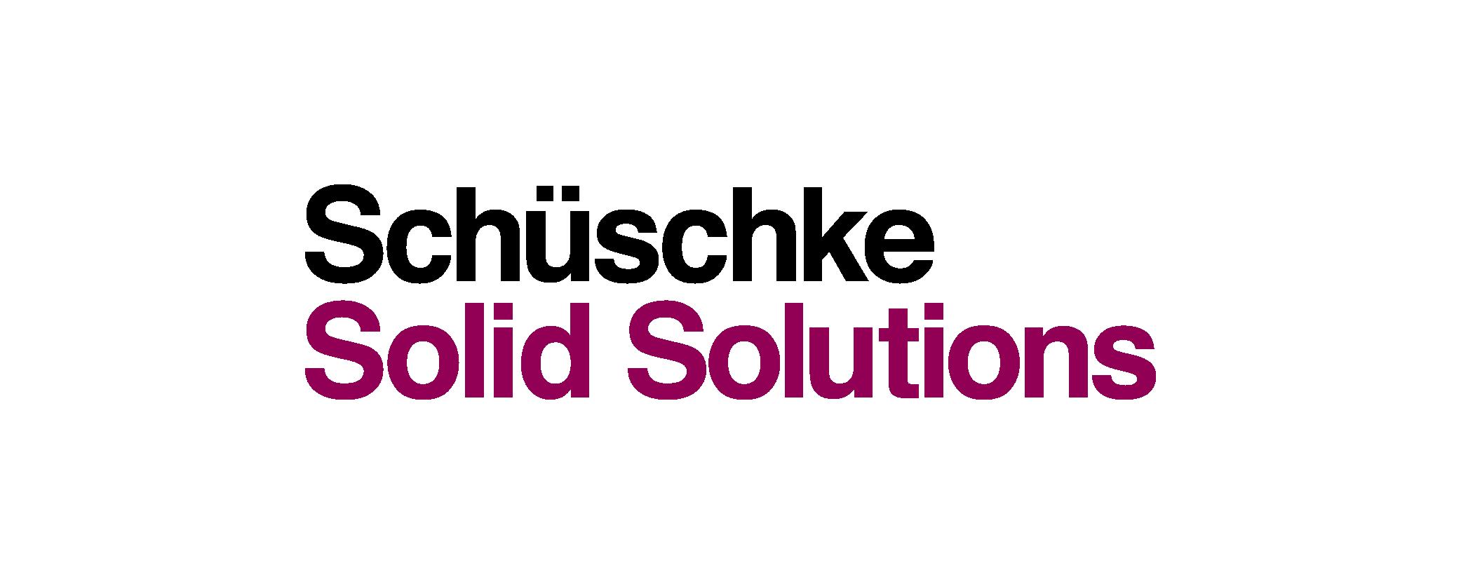 Schüschke Solid Solutions
